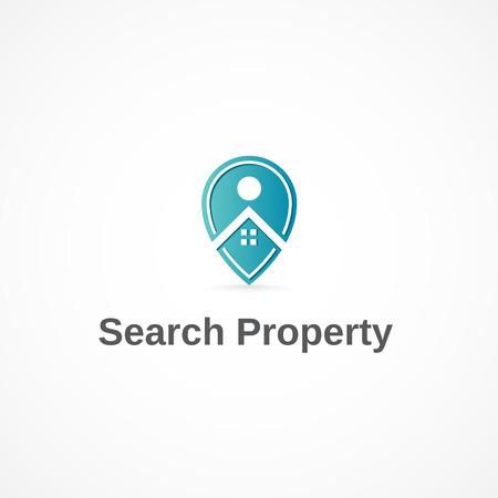 property: Search Property. Illustration