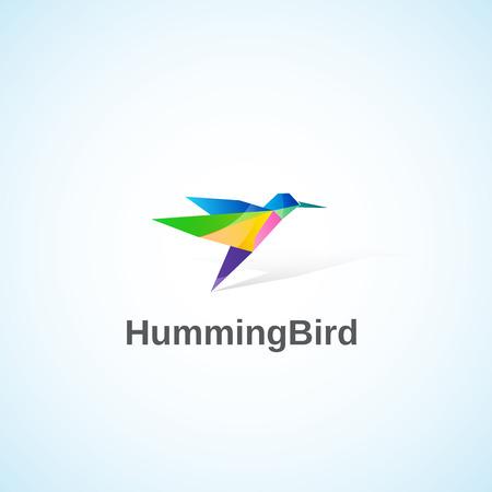 humming: Bright Humming Bird.