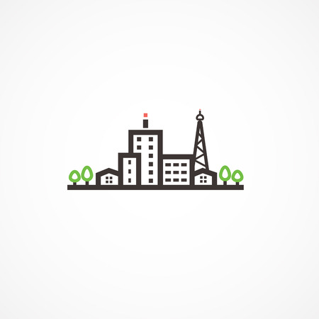 industrial: Industrial Town.