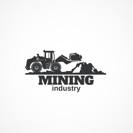 Industrie minière.