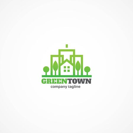 property development: Green Town.