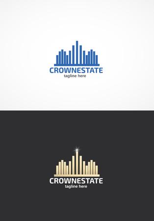 estate: Real Estate logo.