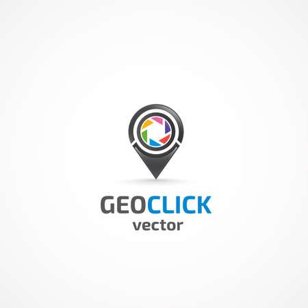 geo: Geo Location logo.