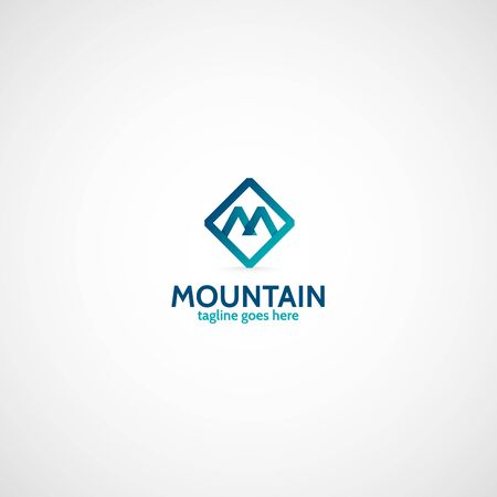 Mountain Letter logo.