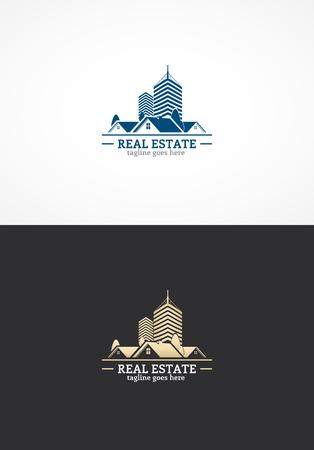 Real Estate logo.