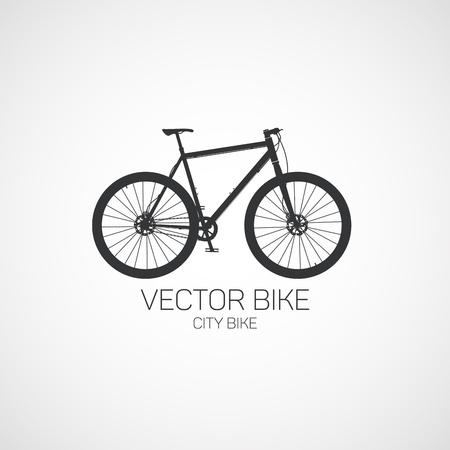 도시 자전거.