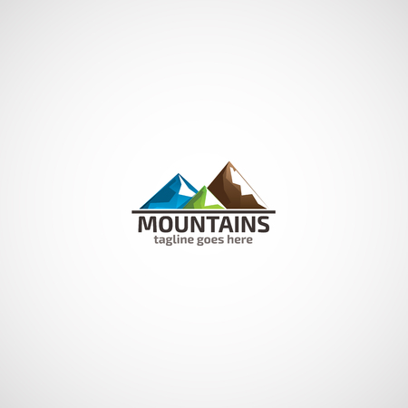 Mountains Logo.