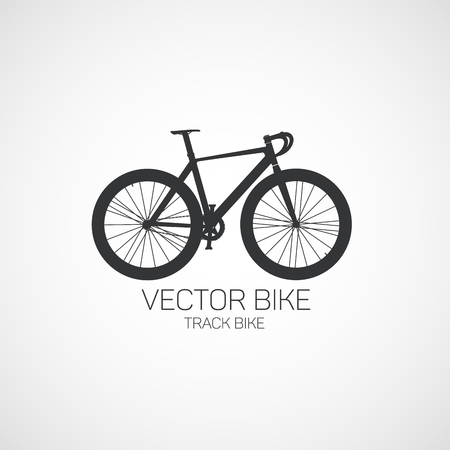 Track bike.