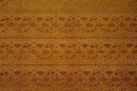 Texture of artificial snakeskin. Standard-Bild