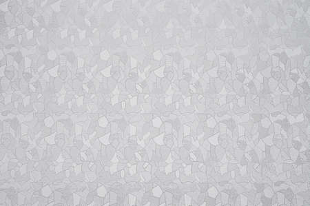 Texture of the white artificial leather, abstract.