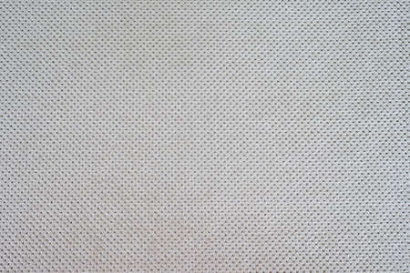 Texture of the gray artificial leather, small square.