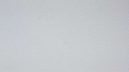 Texture of the white artificial leather, square.