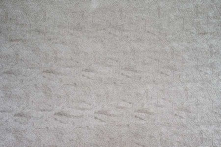 Texture of the gray artificial leather, small abstract.