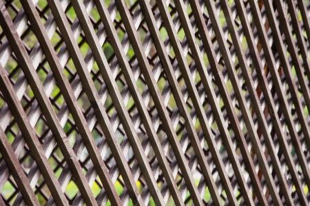 trellis: wooden lattice fence, background, texture