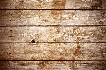 La priorità bassa di legno marrone scuro delle vecchie tavole