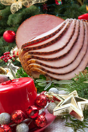 Christmas ham and turkey gifts