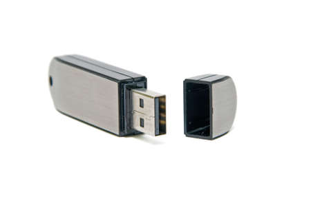 plugins: portable flash drive with a USB memory