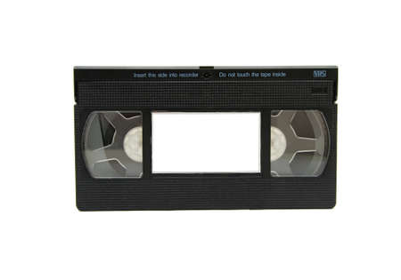 videocassette: Videocassette Stock Photo