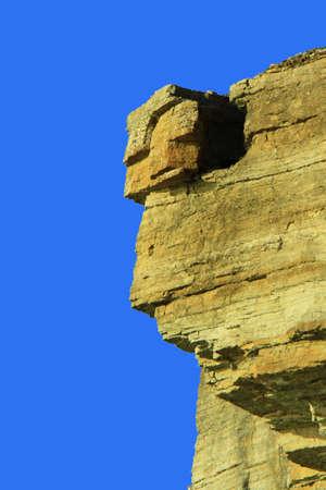 Rock  of the Sphinx Stock Photo - 11976007