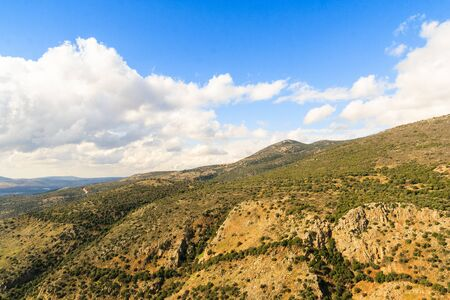 galilee: Galilee mountains landscape