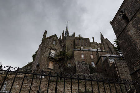 mont saint michel: Mont Saint Michel