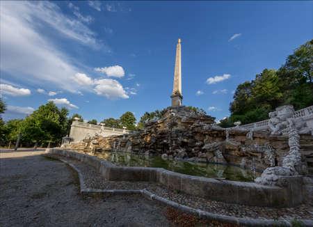 obelisk: Obelisk Stock Photo