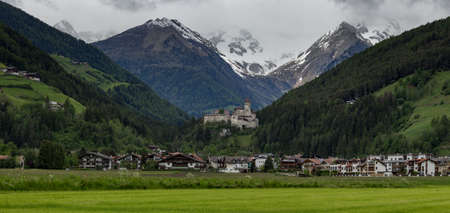 castello: Castello di Taufers