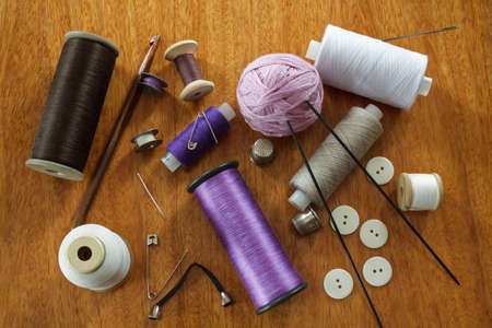 shere: a set of objects for sewing and knitting