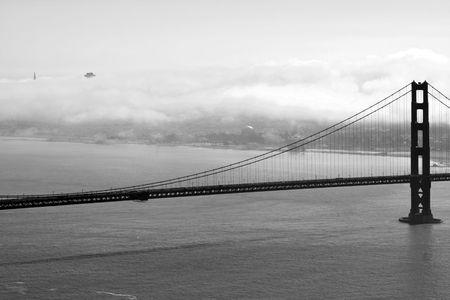 San Francisco Golden Gate Bridge at morning Stock Photo - 6578876