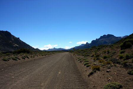 nahuel: The seven lakes road next to Bariloche at Nahuel Huapi national park in Argentina