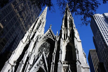 St. Patrick kathedraal in Manhattan, New york