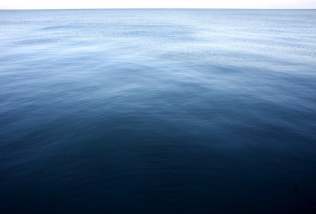 Water of the Michigan Lake in Chicago