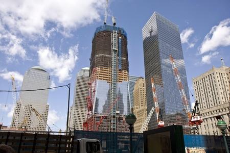 Ground zero reconstruction