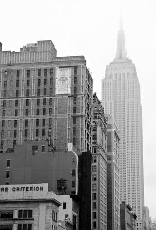 edificios de la ciudad de nueva york en midtown manhattan