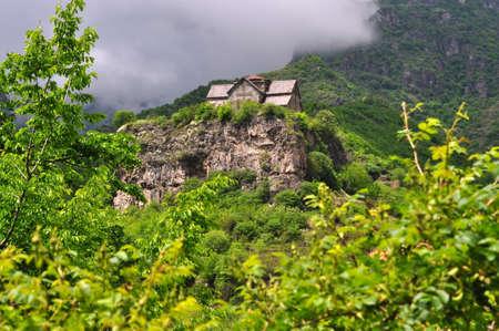 apostolic: Akhtala  is a 10th-century fortified Armenian Apostolic Church monastery