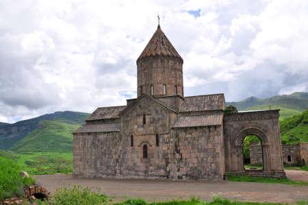 apostolic: Armenian Apostolic Church monastery, located on the south-east of Armenia