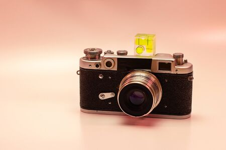 old vintage camera manual the platoon level analog film photography