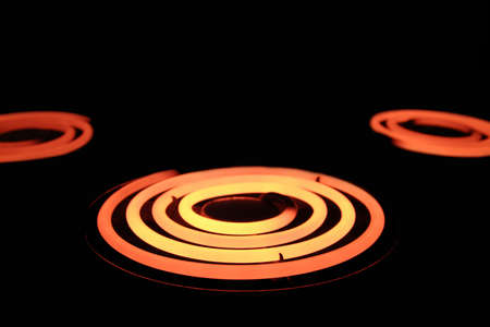 three cooking elements photo