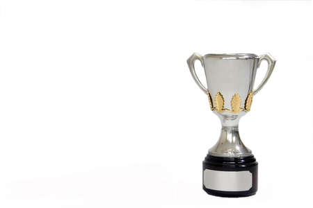 premiership: isolated trophy