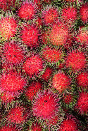 rambutan delicious thai fruit