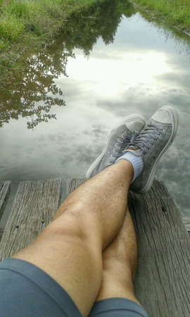 Relax in the natural