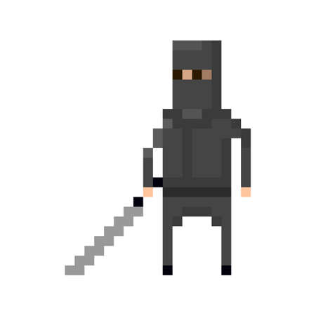 8bit: Pixel ninja for games and applications