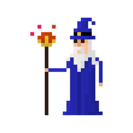 8bit: Pixel wizard for games and applications
