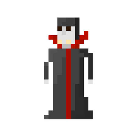 Pixel  vampire for games and applications