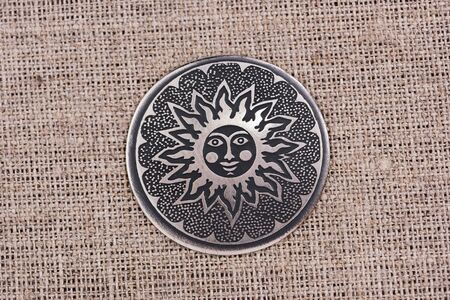 countenance: The sun. Image of the solar countenance give joy to every person, regardless of nationality and religion. Sun - a symbol of health and happiness for all.