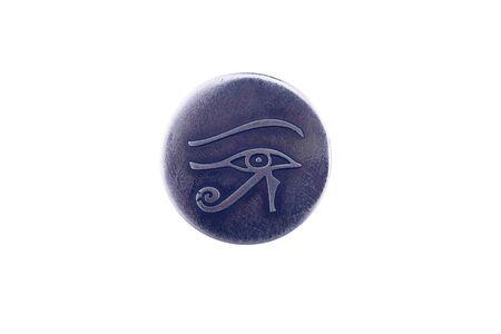 ra: Eye of Ra the sun god, Eye of Horus  Eye of Ra  Eye of Horus was an important ancient Egyptian symbol of power