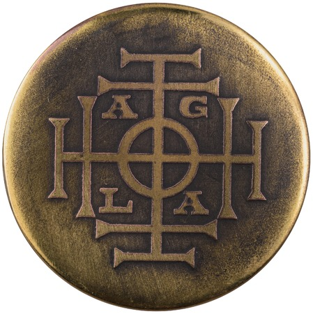 jehovah: AGLA is a magical name of God