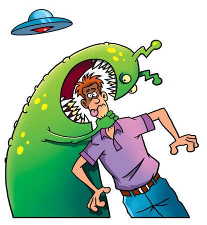 another: Alien Invasion