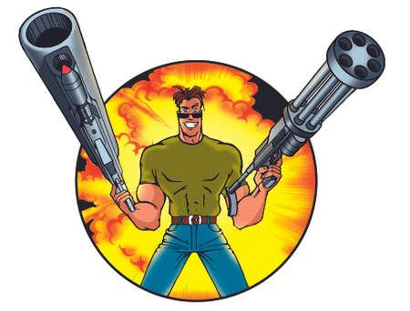 action man photo