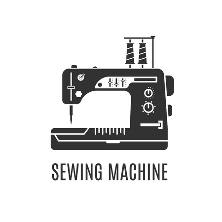Sewing equipment icon.